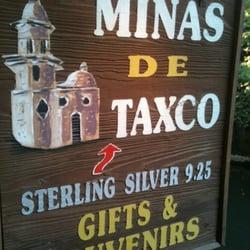 Minas De Taxco logo