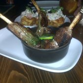 First Food & Bar - Mojito Lamb Chops and Lobster Roll - Las Vegas, NV, Vereinigte Staaten