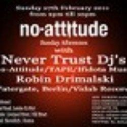 no-attitude, London