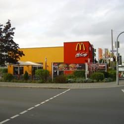McDonalds Restaurant, Nuremberg, Bayern, Germany