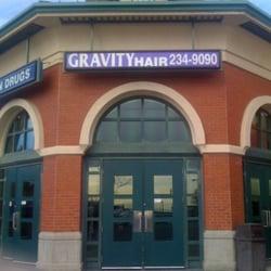 Gravity hair salon hairdressers calgary ab canada for Gravity salon