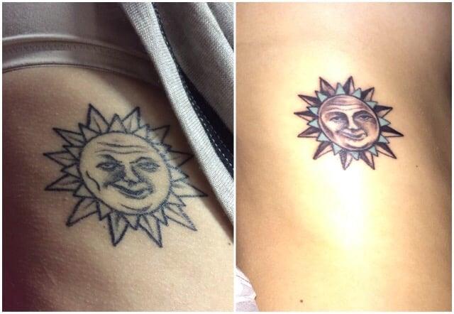 Line Art Tattoo Artists Near Me : Fine line body art tattoo mesquite tx united states