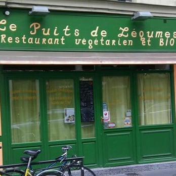 Le Puits de Legumes - Paris, France