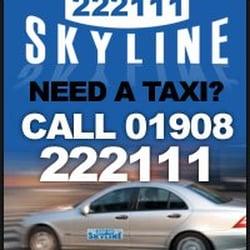 Skyline Taxis & Private Hire, Milton Keynes