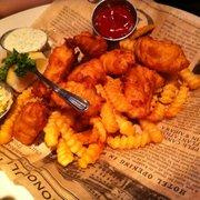 Twin city grill menu bloomington for Fish fry rockford il