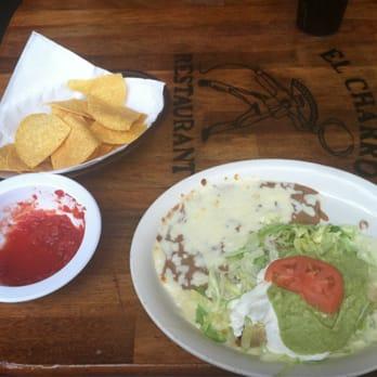 El Charro Mexican Restaurant Woodbridge Va Menu