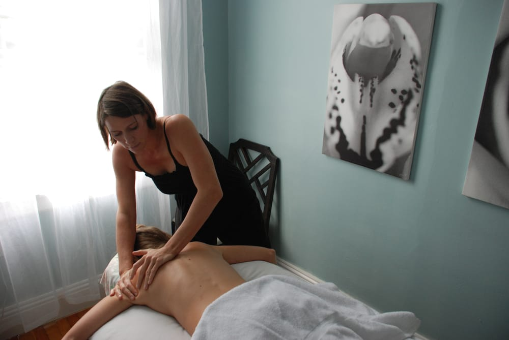 massage on the beach miami