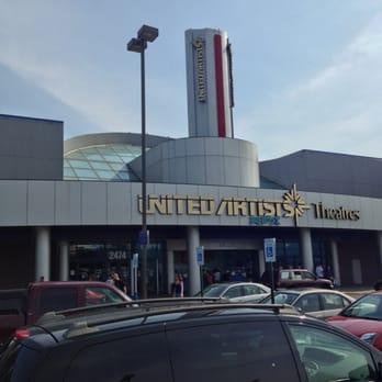 The Ua Movie Theater In Staten Island