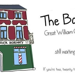 The Baldy Barber, Blackpool