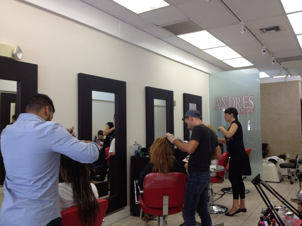 Salon andres hair salons miami beach fl reviews for 7 salon miami beach