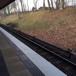 U-Bahnhof Hagenbecks Tierpark, Hamburg