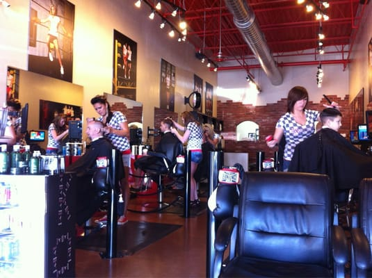 Knockouts - Haircuts for Men - Massage - Oklahoma City, OK - Yelp
