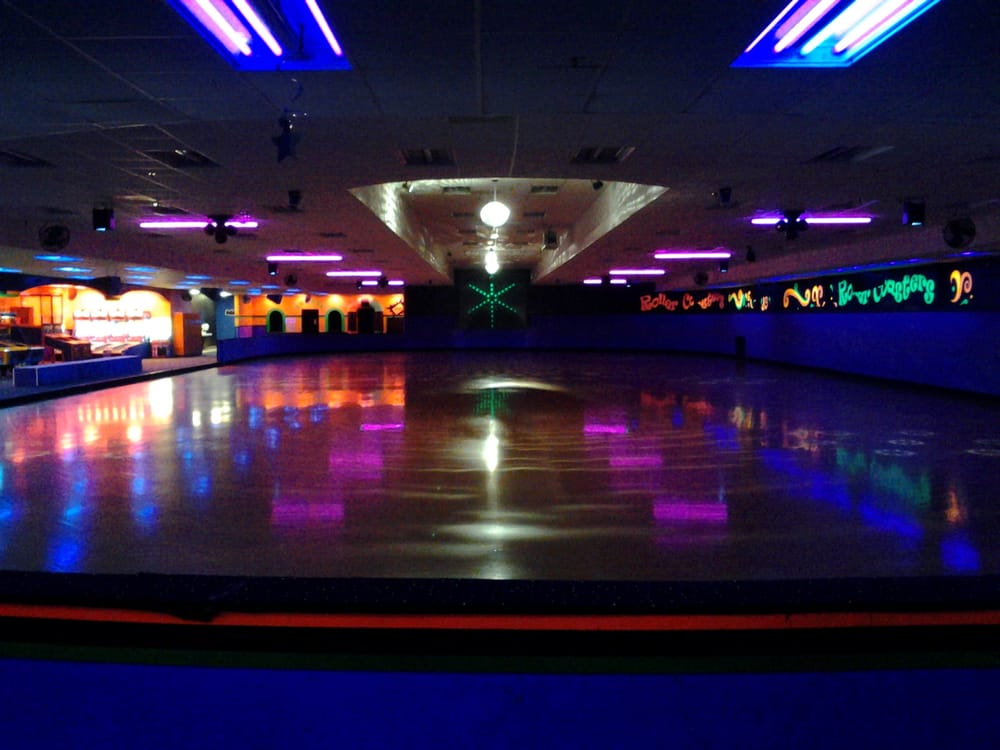 Roller Coasters Skate Center - Skating Rinks - Owens Cross ...
