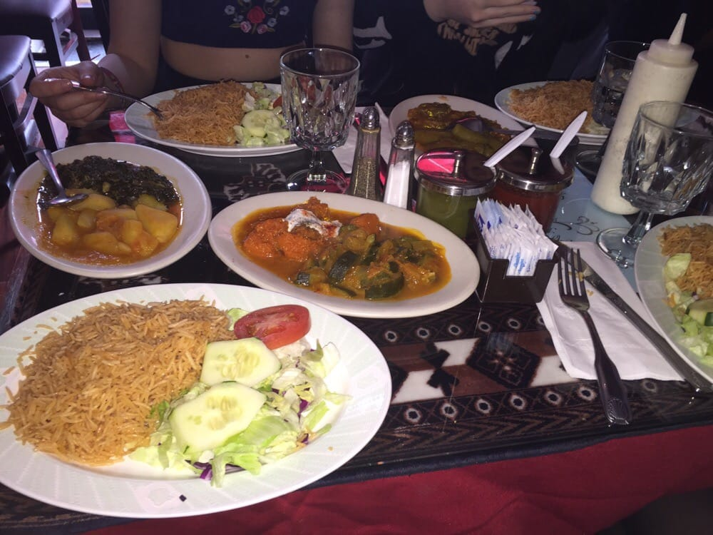 Vegetarian food galore yelp for Ariana afghan cuisine