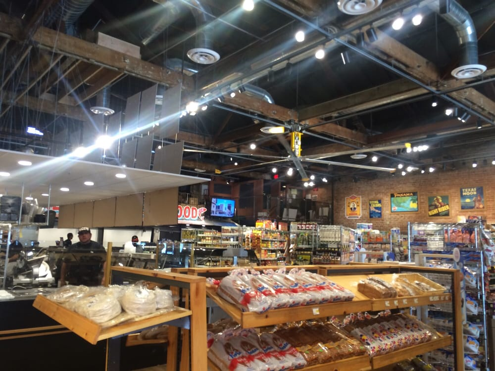 Johnny gibson s downtown market grocery tucson az for Johnny s fish market