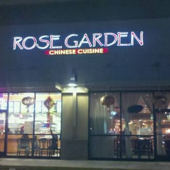 Rose Garden Chinese Resturant Albuquerque Nm United States