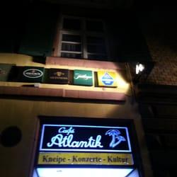 Cafe Atlantik, Freiburg, Baden-Württemberg