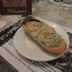 Sesame bread, which is what they are…