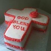 Cross Cake £45.00