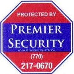 Premier security security systems 109 anderson st se Home security monitoring atlanta