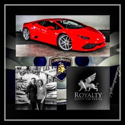Royalty exotic car rental las vegas nv united states