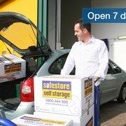 Safestore Self Storage, Cardiff