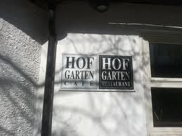 Hofgarten Cafe/Bar