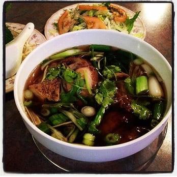 Sonny's Cafe - Five Spices Chicken Noodle Soup (Pho Ga Ngu Vi) - San ...