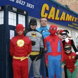 Calamity Comics, London