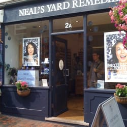 Neals Yard Remedies, Brighton
