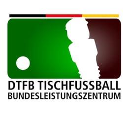 DTFB Tischfußball Bundesleistungszentrum