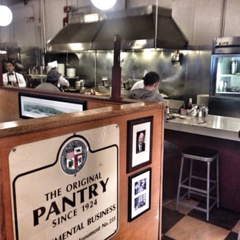 Original pantry cafe american traditional los for Pantry los angeles yelp