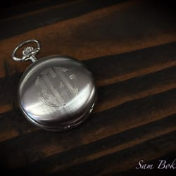 Sam's Jewelry & Watch Repairs - Los Angeles, CA, United States. Engraving