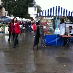 Edinburgh Farmers' Market, Edinburgh