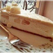 Birne White Chocolade Torte
