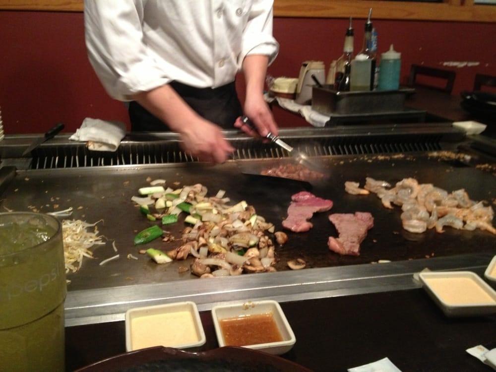 Iron chef 15 photos restaurant japonais 12995 for Restaurant japonais chef cuisine devant vous