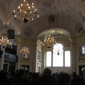 Inside St. Martin-in-the-Fields