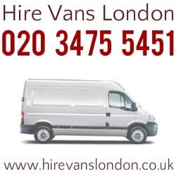 Hire Vans London, London