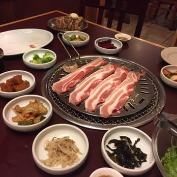 Bbq Garden Korean 181 Photos Korean Restaurants Spring Branch Houston Tx United States