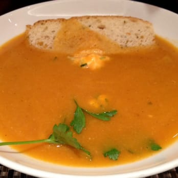 Fig & Olive - Lobster bisque - New York, NY, United States