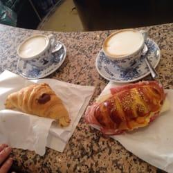 Deanna - Terravision - Breakfast!!! - Florenz, Firenze, Italien