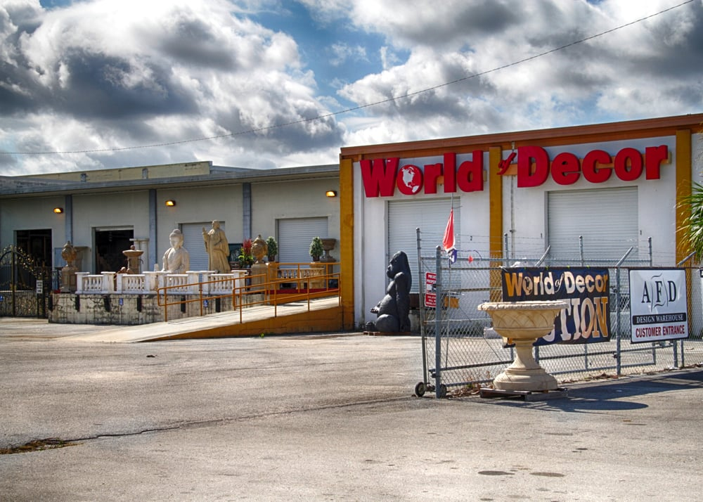 World Of Decor Furniture Stores South Orange Blossom