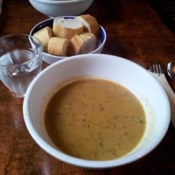 soup, the bonnington cafe