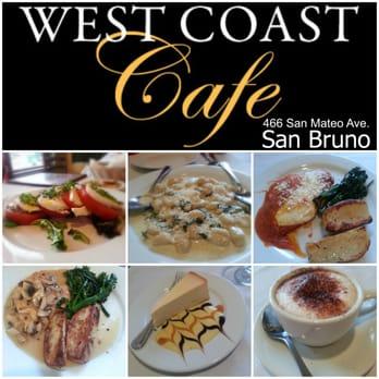West Coast Cafe San Bruno Ca