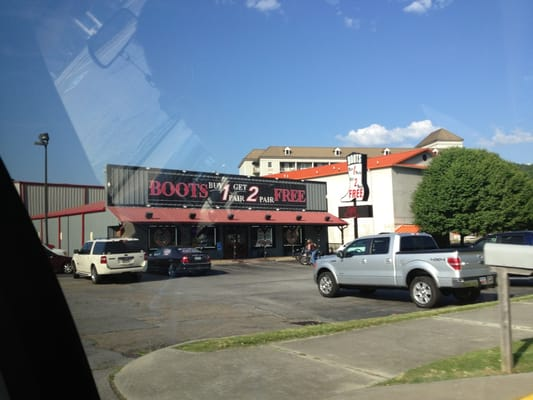 boot factory outlet outlet stores pigeon forge tn yelp