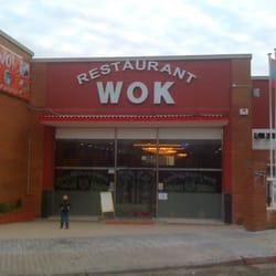 Restaurante Wok, Sant Quirze Del Valles, Barcelona, Spain