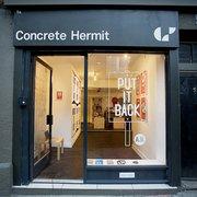 Concrete Hermit, London