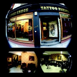Kings Cross Tattoo Parlour, London