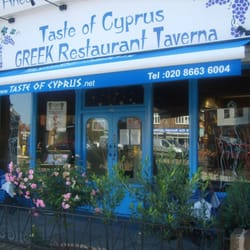 The Taste Of Cyprus, London