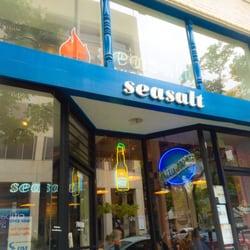 Seasalt fish grill 526 photos seafood santa monica for Seasalt fish grill